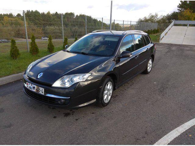 Renault Laguna (2010)