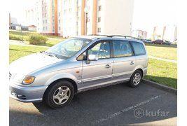 Hyundai Trajet (2002)