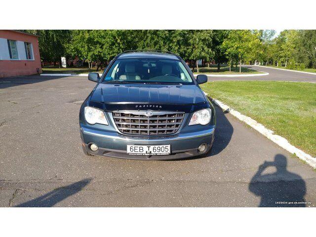 Chrysler Pacifica (2007)
