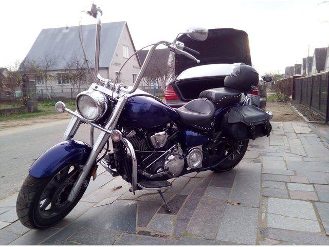 Yamaha XV (2008)