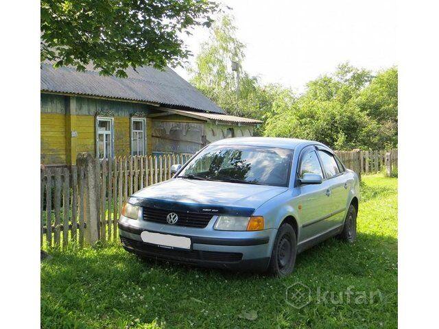 Volkswagen Passat B5 (1997)