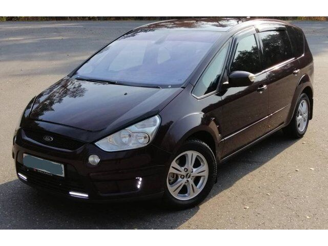 Ford S-MAX (2009)