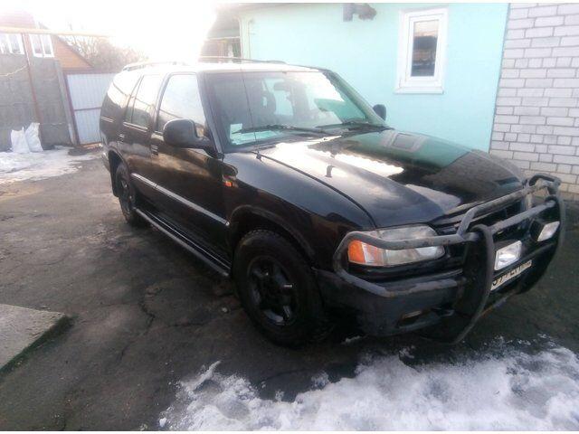 Chevrolet Blazer (1998)