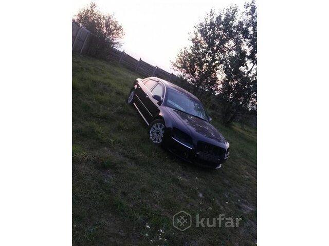 Audi A8 (D3) (2005)