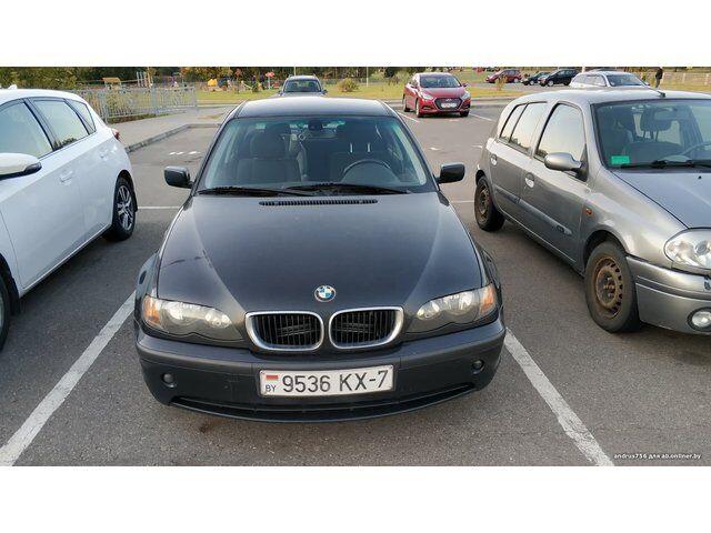 BMW 3 (E46) (2003)