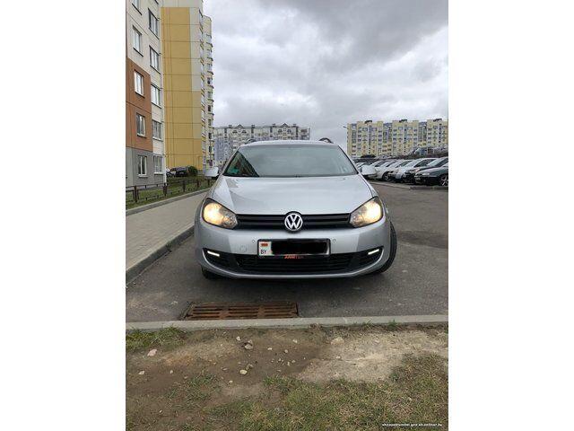 Volkswagen Golf (2010)