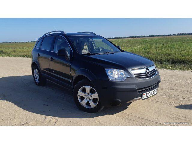 Opel Antara (2008)