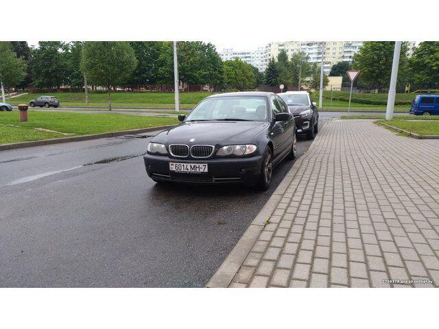 BMW 3 (E30) (2002)
