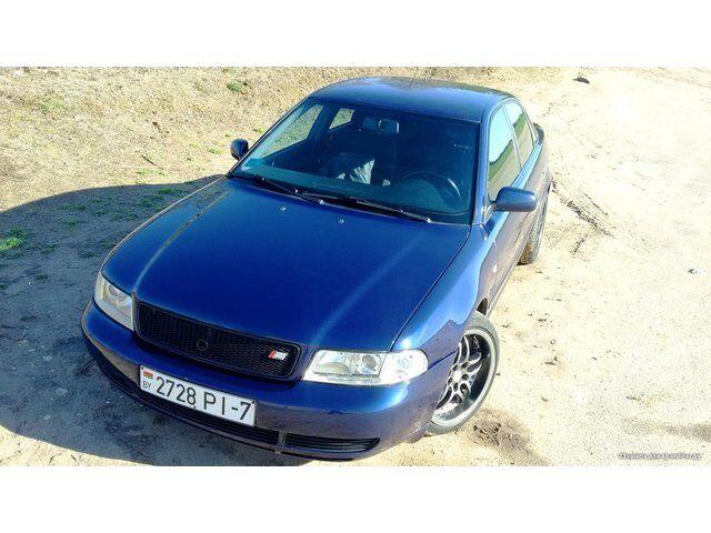 Audi А4 (1998)