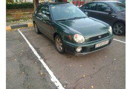 Subaru Impreza (2001)