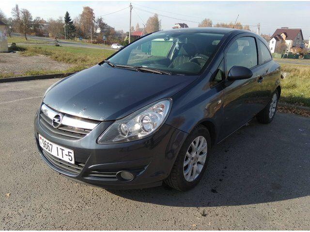 Opel Corsa (2009)
