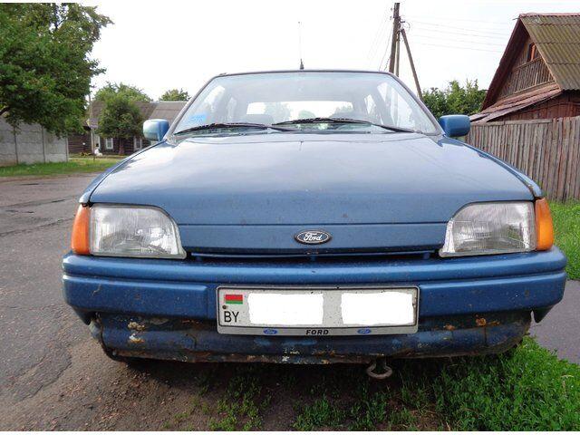 Ford Fiesta (1989)