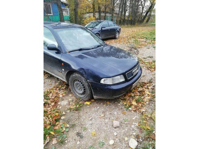 Audi A4 (B5) (1996)