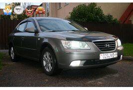 Hyundai Sonata (2008)