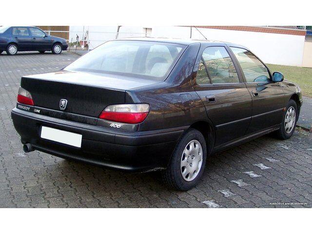 Peugeot 406 (1998)
