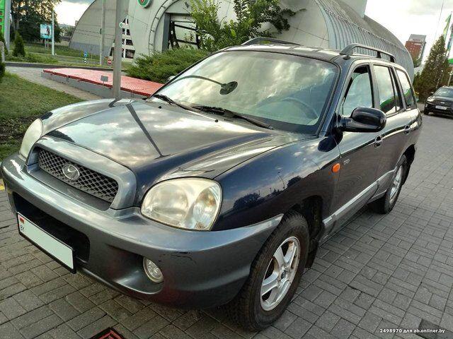 Hyundai Santa Fe (2004)