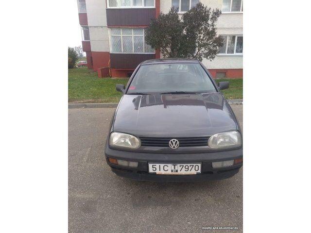 Volkswagen Golf (1993)
