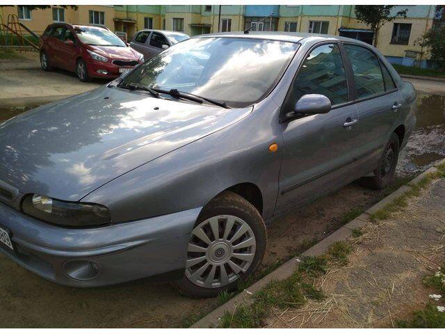 Fiat Marea (1998)