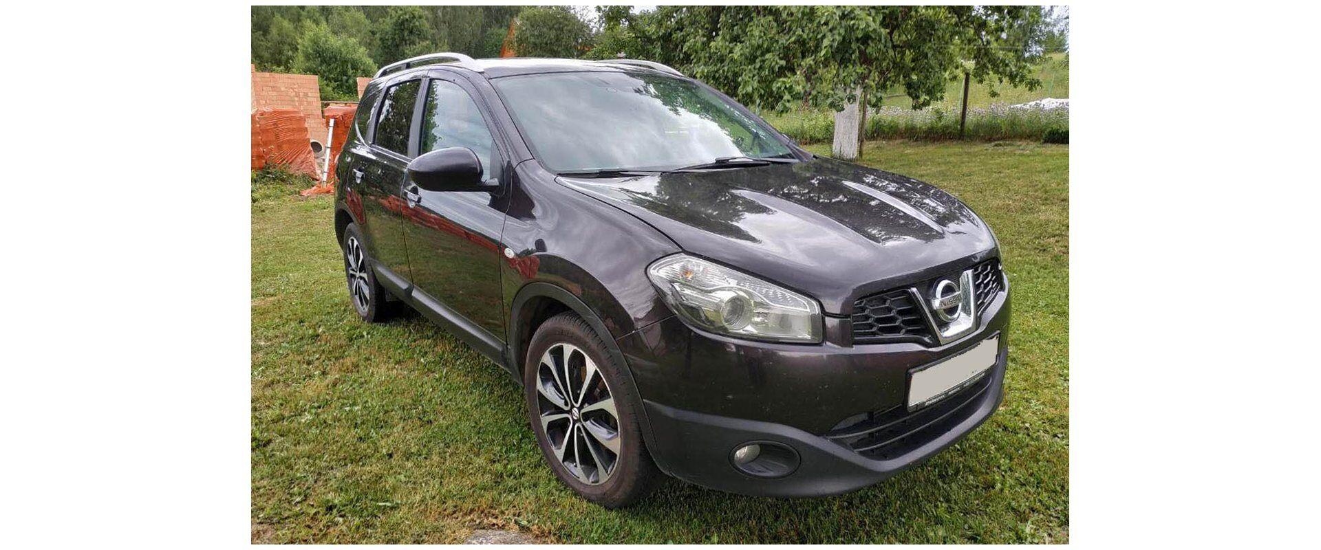 Nissan Qashqai (2011)