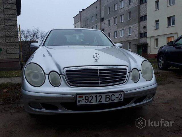 Mercedes E-Class (2005)