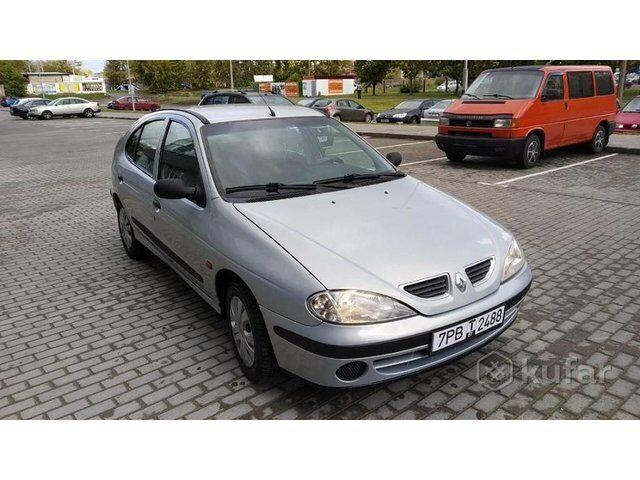 Renault Megane (2000)