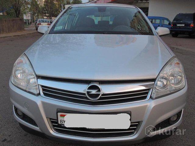Opel Astra H (2008)