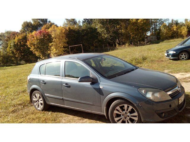 Opel Astra (2006)