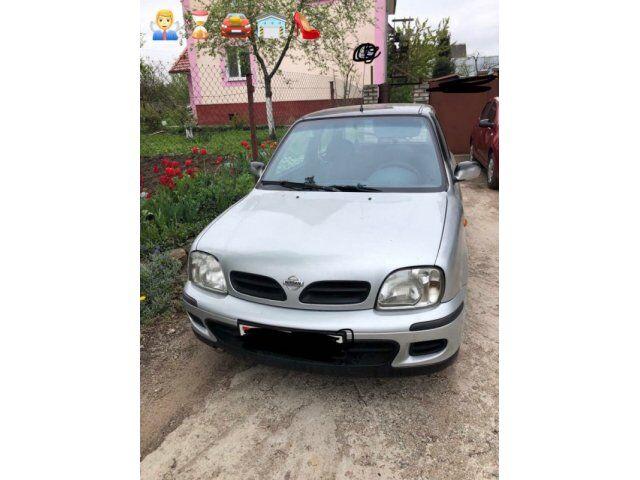Nissan Micra (2002)
