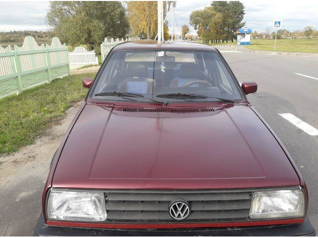 Volkswagen Jetta (1986)
