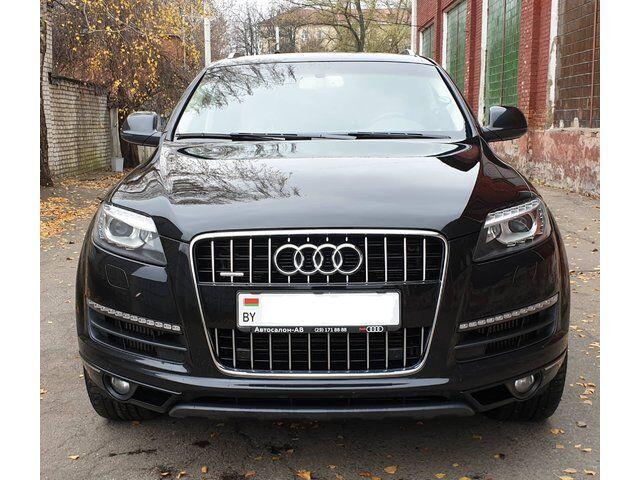 Audi Q7 (2013)