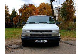 Chevrolet Astro (2001)