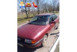 Audi 80 (1989)