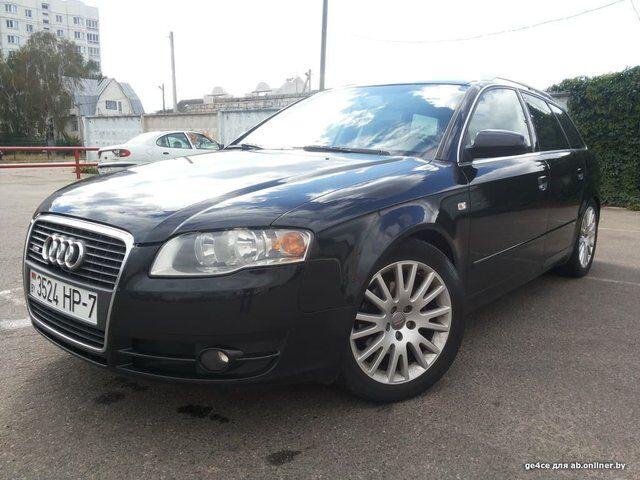 Audi А4 (2006)