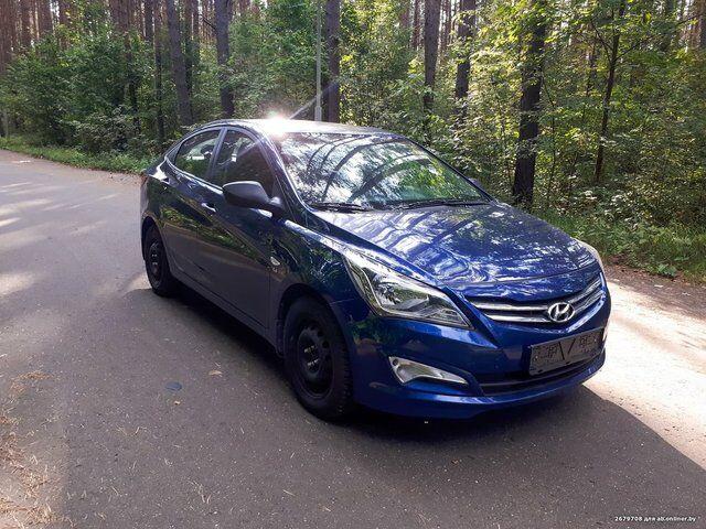 Hyundai Solaris (2016)