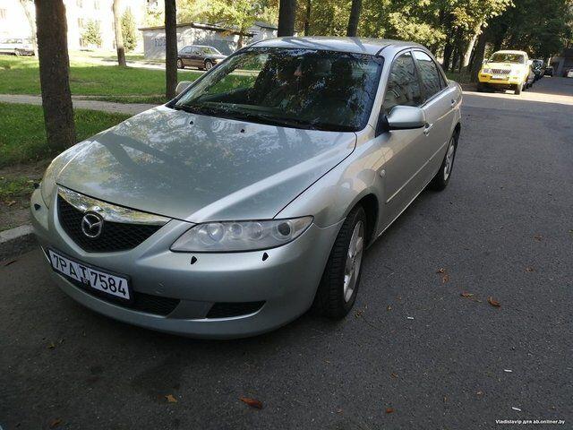 Mazda 6 (2004)