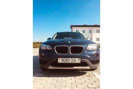 BMW X1 (E84) (2014)