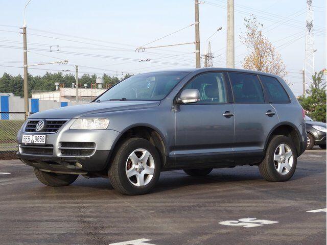 Volkswagen Touareg (2004)