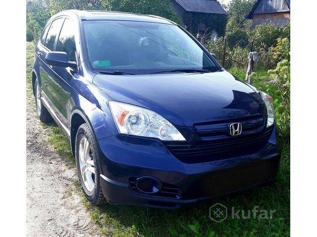 Honda CR-V (2009)