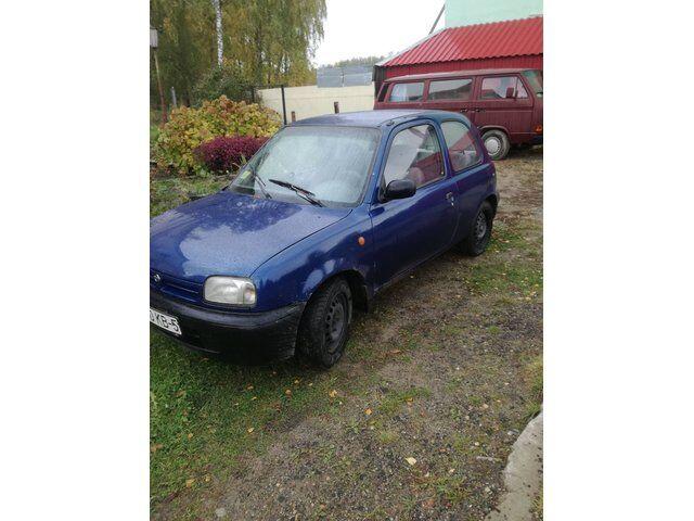 Nissan Micra (1996)