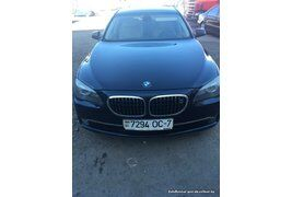 BMW 7 (E38) (2009)