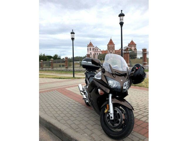 Yamaha FJR (2006)