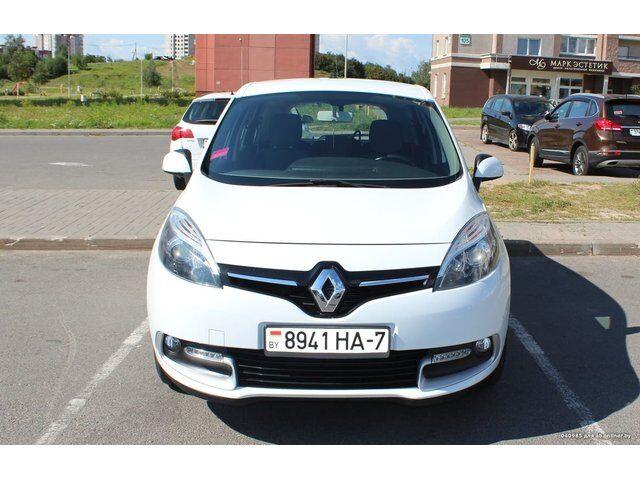 Renault Grand Scenic (2013)