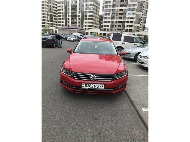 Volkswagen Passat (2016)