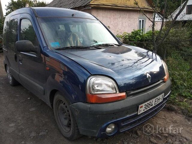 Renault Kangoo (2001)