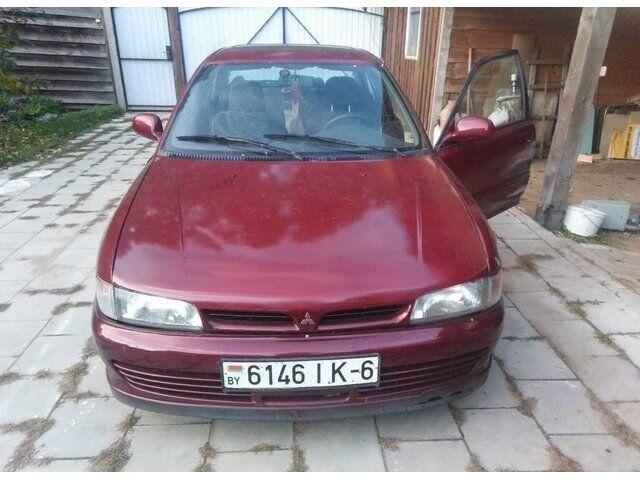 Mitsubishi Lancer (1994)
