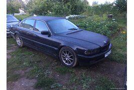 BMW 7 (E38) (1995)