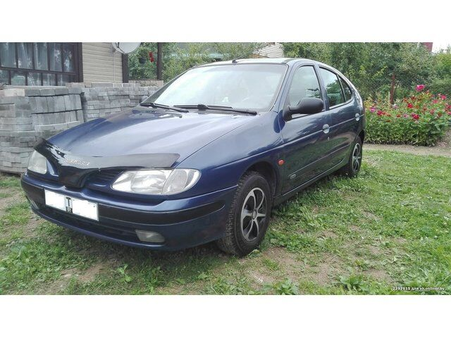 Renault Megane (1998)