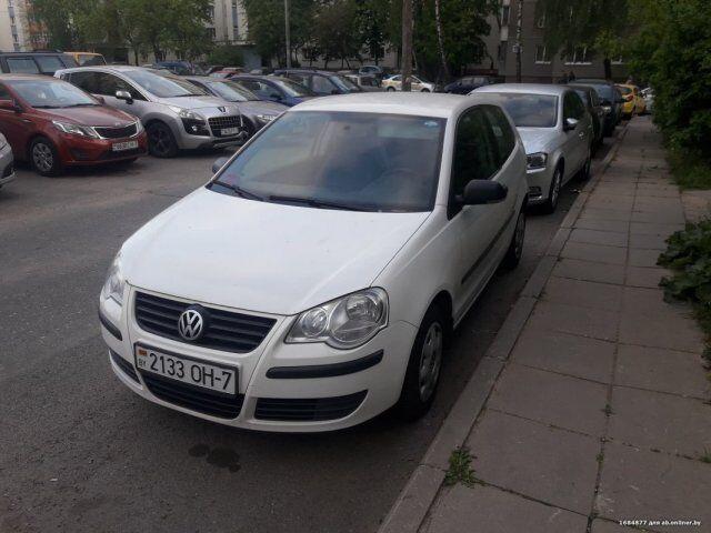 Volkswagen Polo (2008)