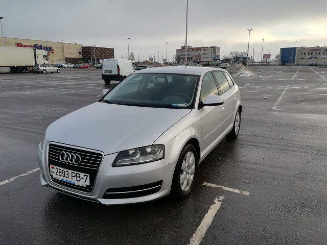 Audi A3 (8P, 8PA Restailing 2) (2011)