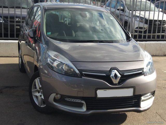 Renault Grand Scenic (2014)